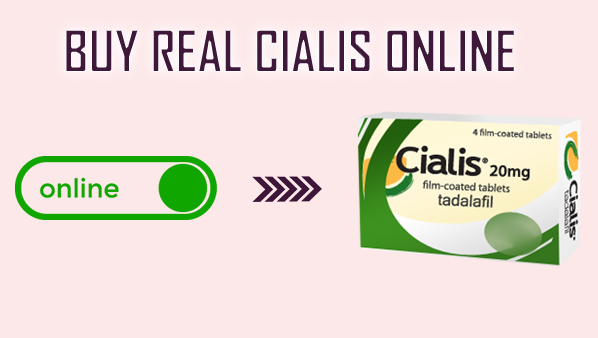 real Cialis online