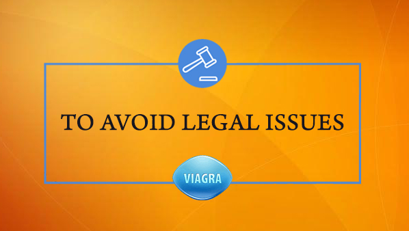 viagra legal issues